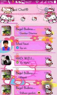 BBM Hello Kitty Versi 2.9.0.45 Terbaru