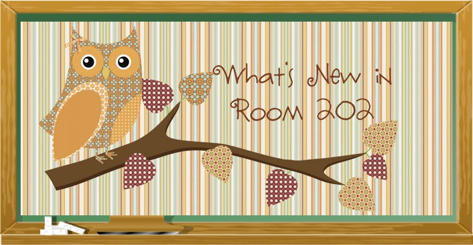 What&#39;s New in Room 202