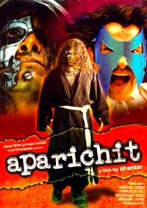 Poster Of Bollywood Movie Aparichit (2005) 300MB Compressed Small Size Pc Movie Free Download worldfree4u.com