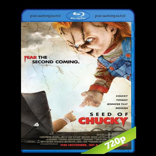 EL HIJO DE CHUCKY (2004) BRRIP 720P AUDIO ESPAÑOL LATINO 5.1