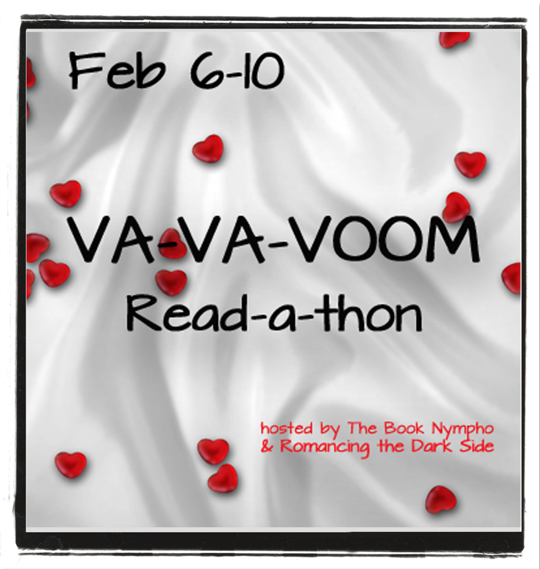http://thebooknympho.com/2014/01/sign-up-va-va-voom-read-a-thon/