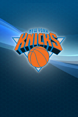 New York Knicks Logo Iphone Android Wallpaper