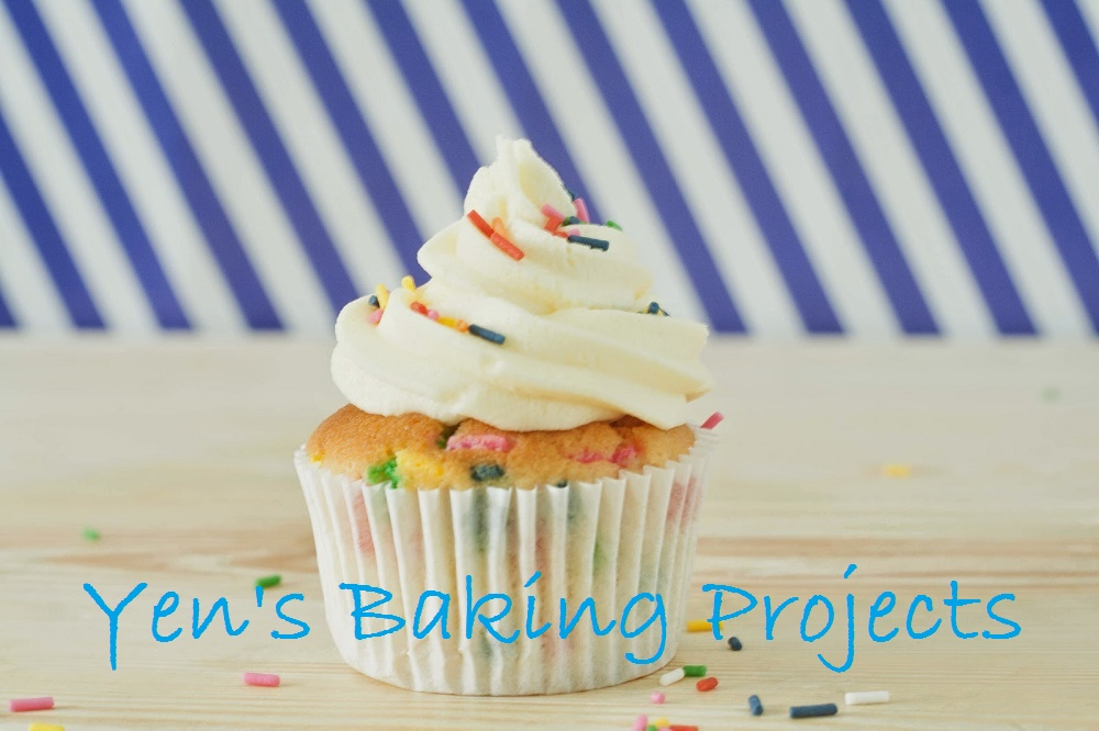 Yen's Baking Projects
