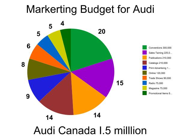 strategic marketing plan for the audi