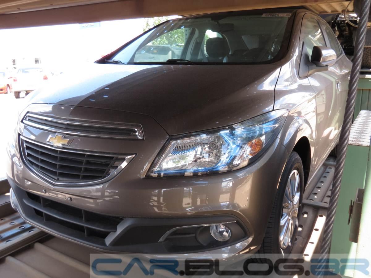 Novo Chevrolet Prisma 2014 (Onix sedã): fotos e informações