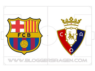 Prediksi Pertandingan Barcelona vs Osasuna