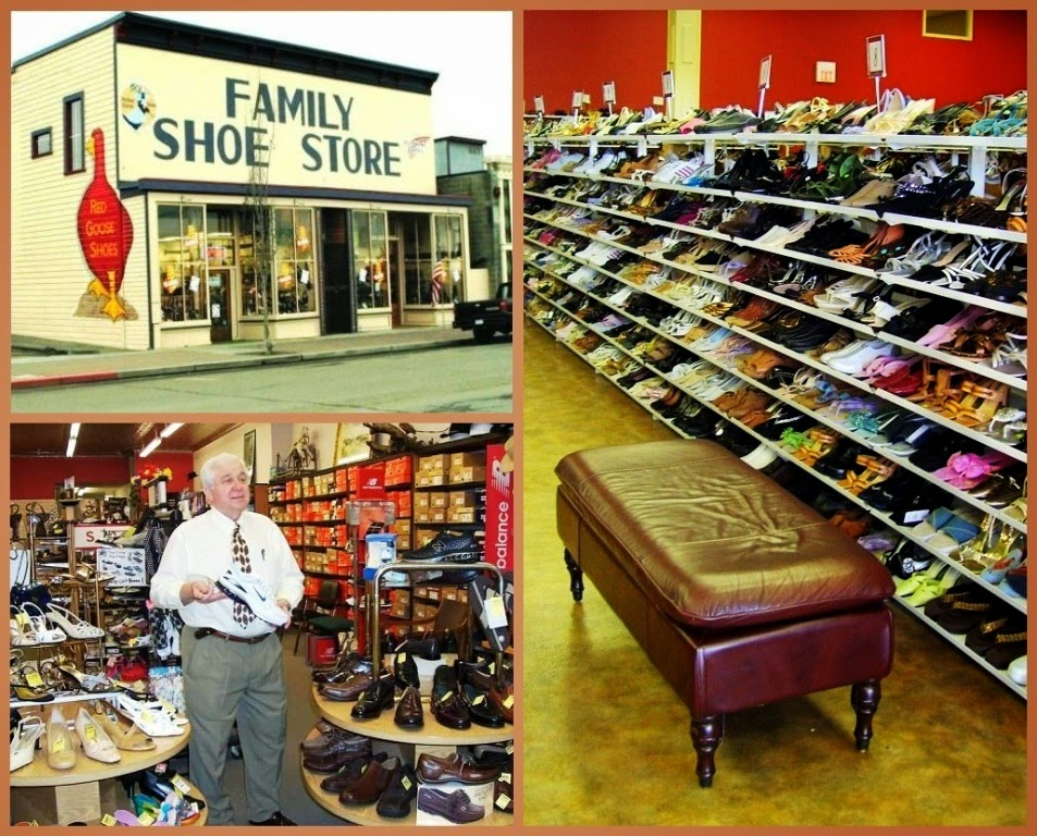 Shoe Store Business