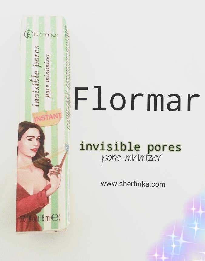 flormar-invisible pores-gözenek küçültücü