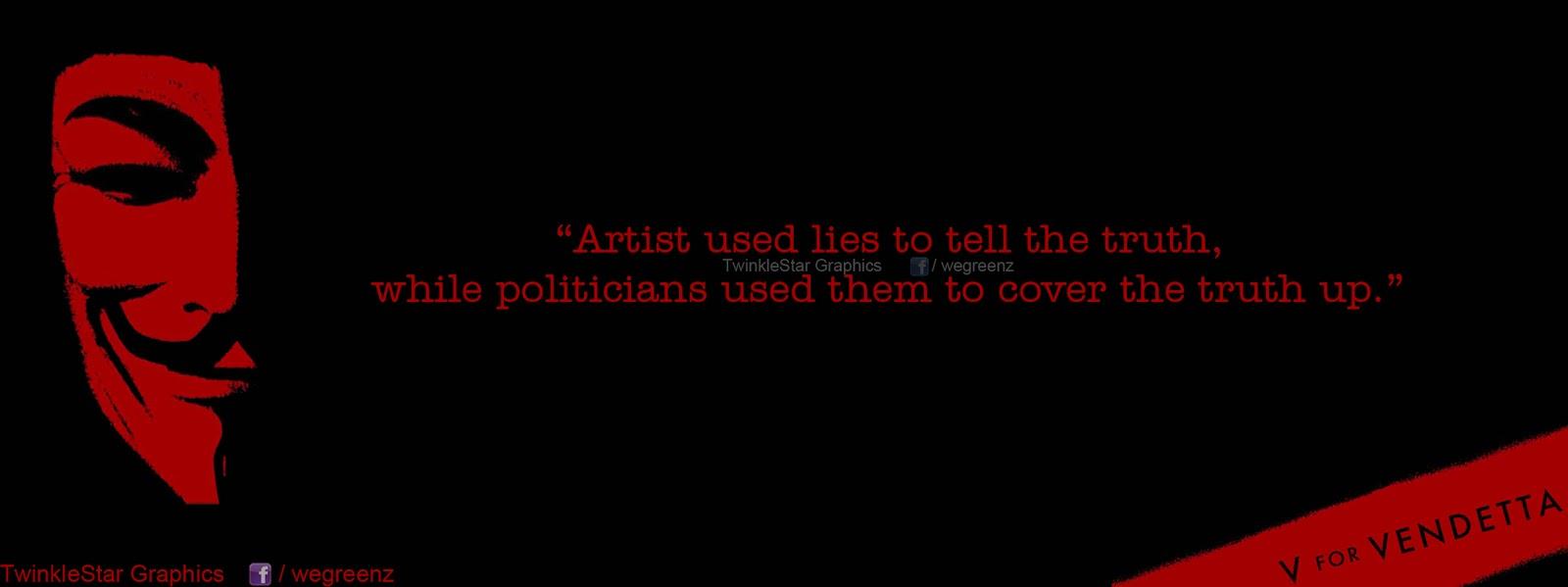 V For Vendetta Essay