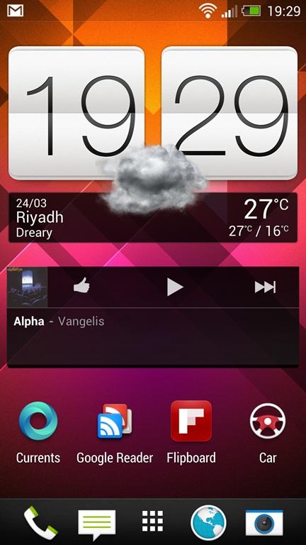 مواصفات وصور موبايل HTC One وسعر الهاتف