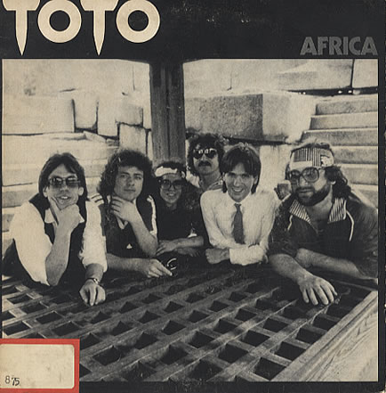 """Keith Miller: """"Toto's 'Africa'"""" . . . by Hemingway"""