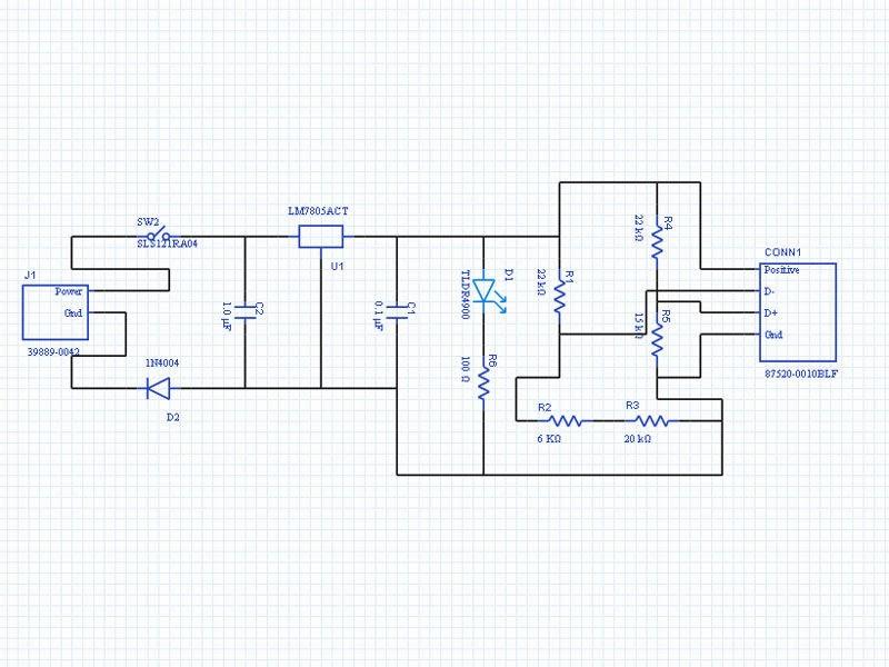 3 usb power booster  injeksi tegangan kabel usb