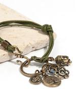 TierraCast Charm Bracelet