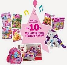 My Little Pony Resim Yarışması