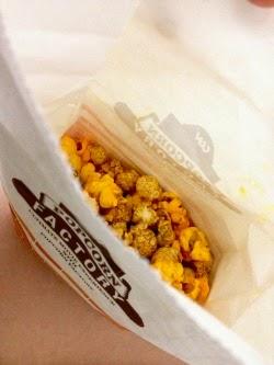 gourmet popcorn cinema seoul korea