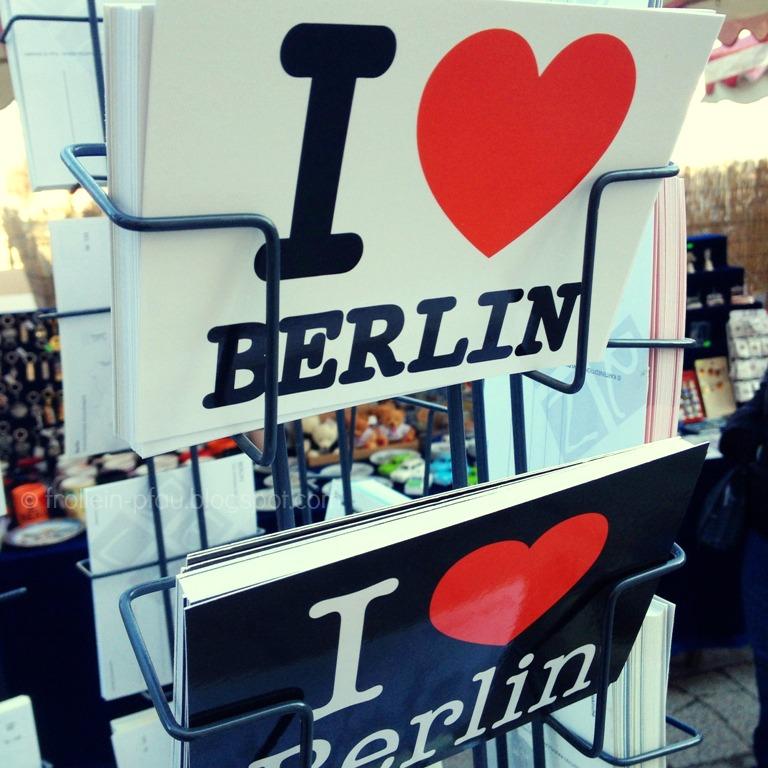 Berlin, Reisen, Postkarten, Sightseeing, Hauptstadt