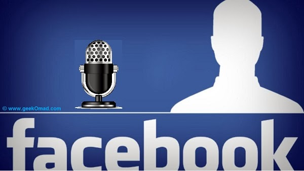 Talk and Comment Chrome extension for posting audio and voice comments and messages on Facebook