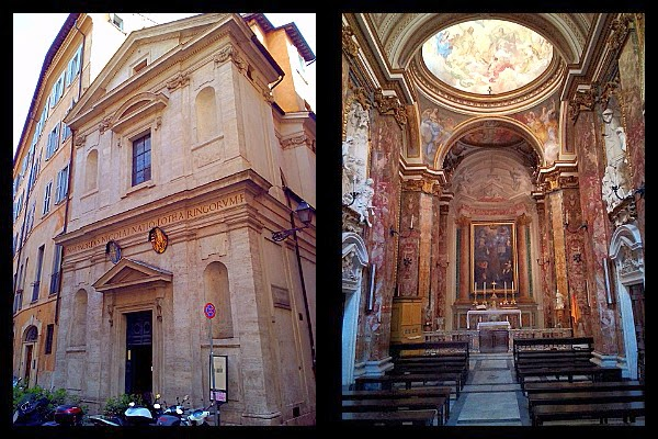 S. Nicola dei Lorenesi w Rzymie