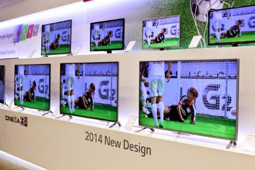 World Cup 2014 nên mua tivi nào là hợp lý?