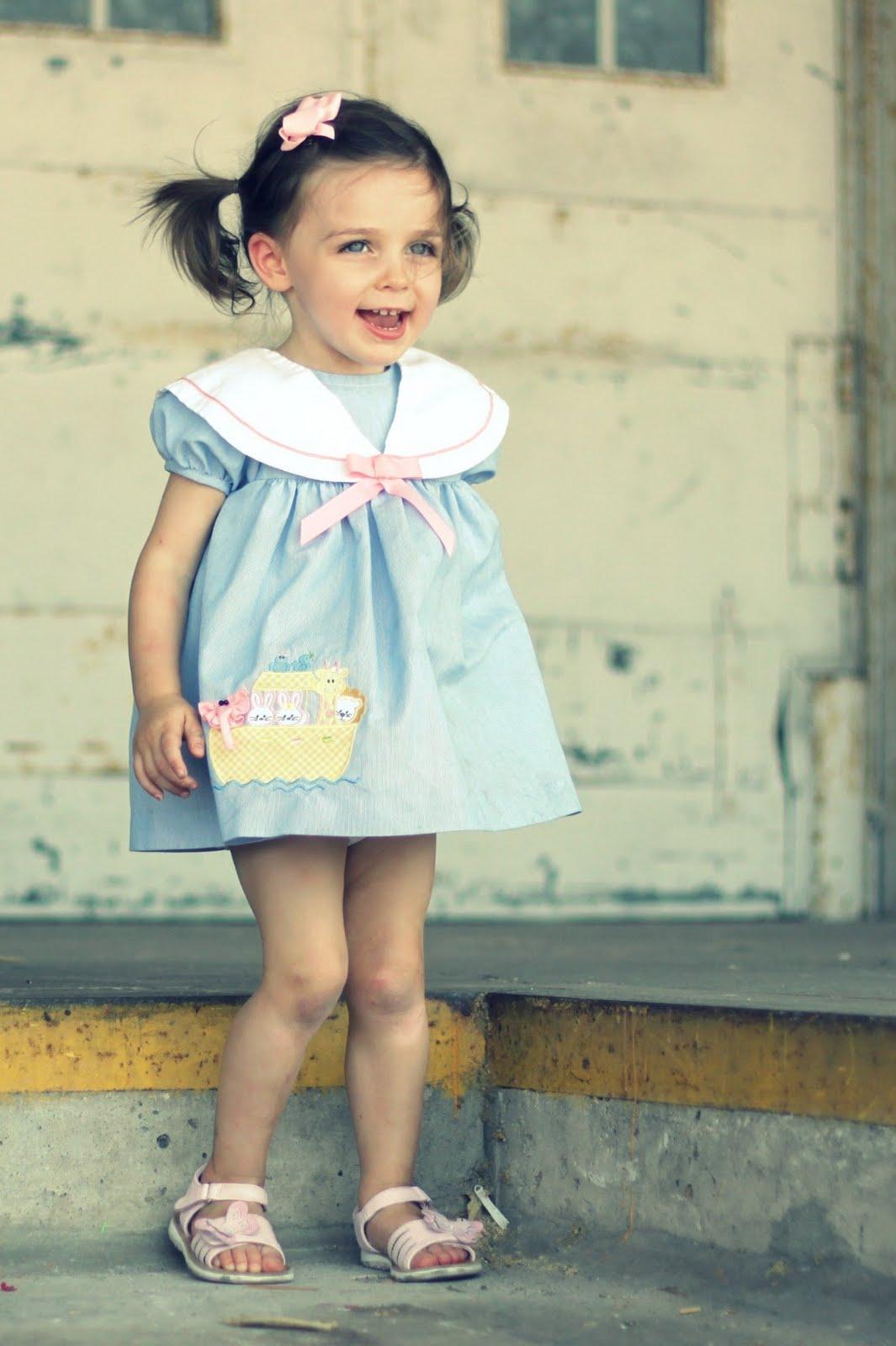 Hart Sew Vintage Baby Clothing Little Vintage Style V 15