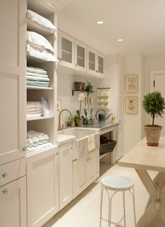 Love.Food.Fashion.Decor.: Laundry Room Ideas