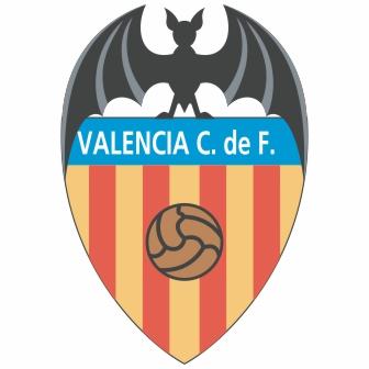 Valencia Logo Vector Klub Sepakbola Spanyol