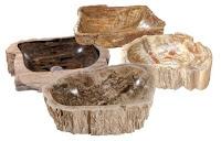 Раковины Tercocer из натуральных материалов для ванной комнаты