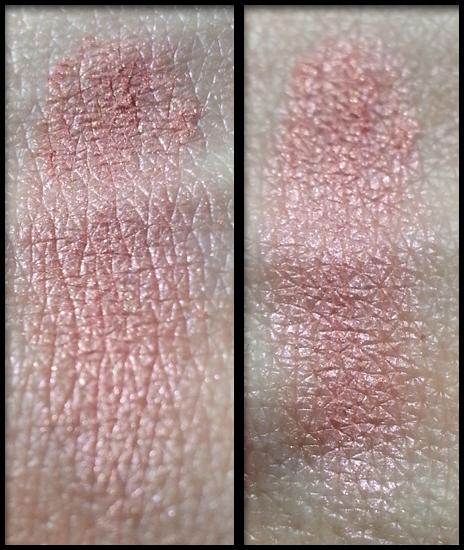 Neve Cosmetics - Blush Minerale - Maya swatch