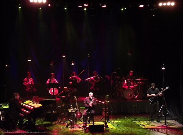 Recital del Domingo 23 de Septiembre del 2012