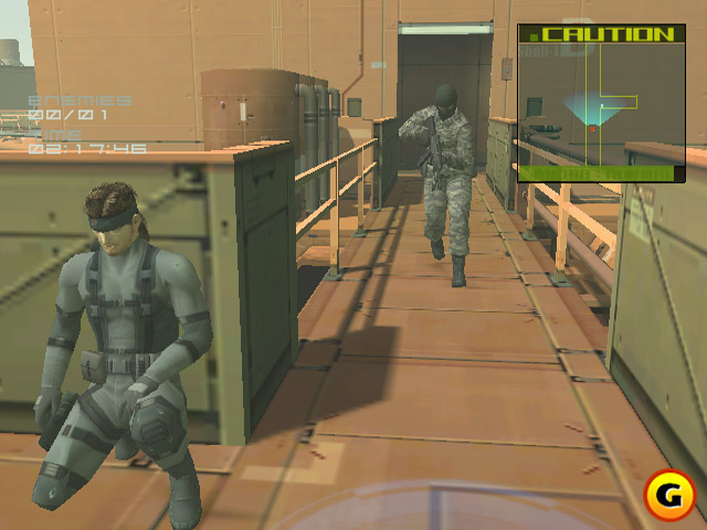 in metal gear solid 2 substance players can expect to find the same