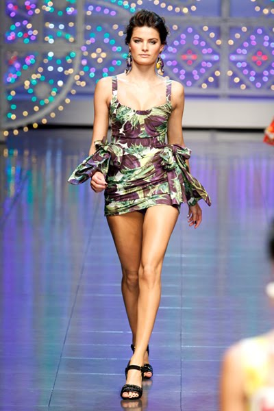 Dolce and Gabbana spring summer 2012