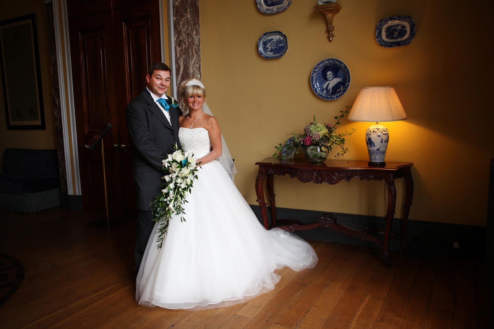 Dirk wedding