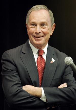 Mayor Michael Bloomberg for Obama 2012