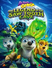 Alpha y Omega 4: La cueva misteriosa (2014)