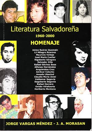 LITERATURA SALVADOREÑA 1960-2000-ANDRÉ CRUCHAGA