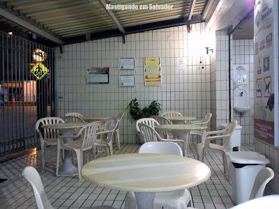 Sorveteria Amaralina: Ambiente da unidade de Brotas