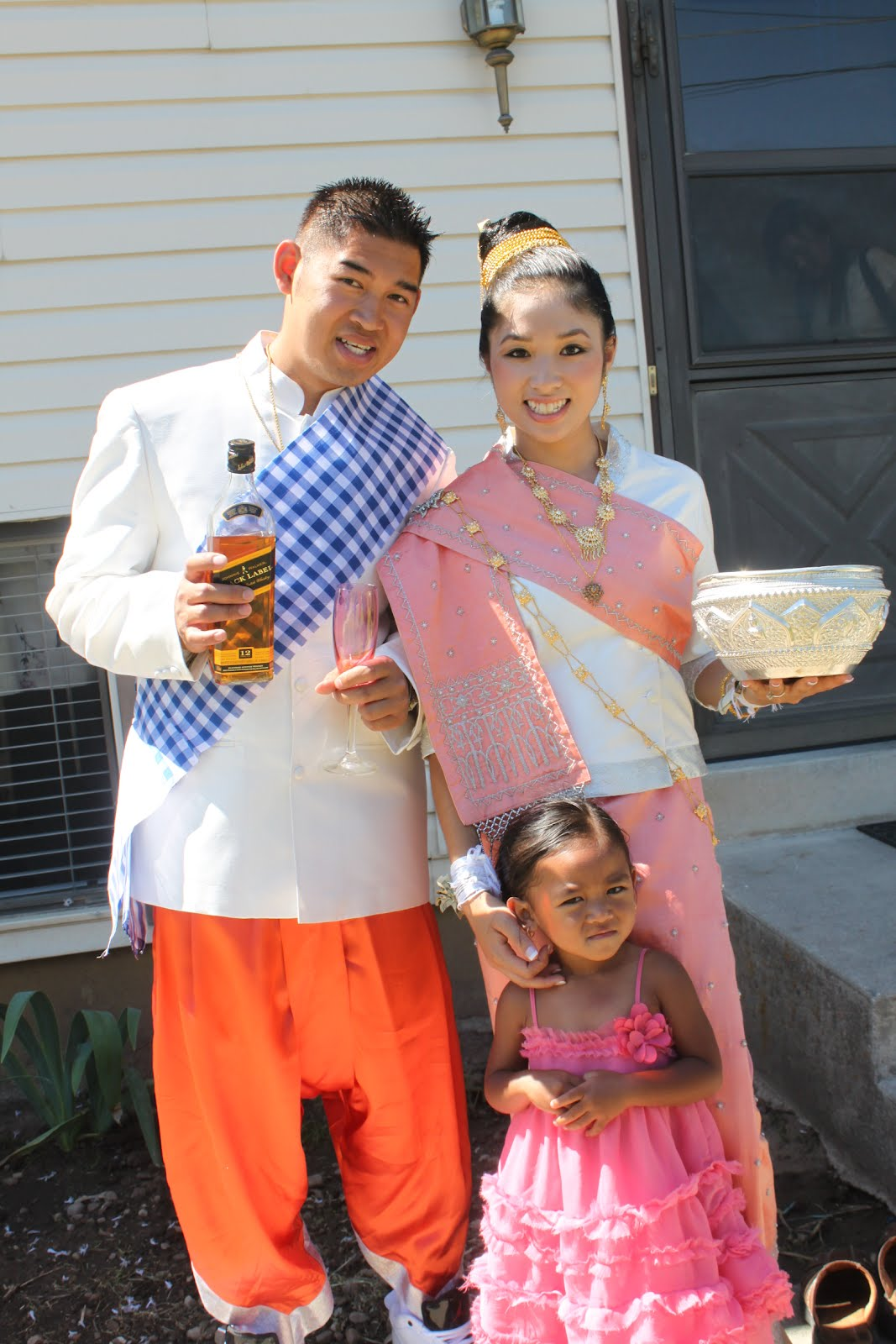 Gee christy sitivong for Laos wedding dress for sale