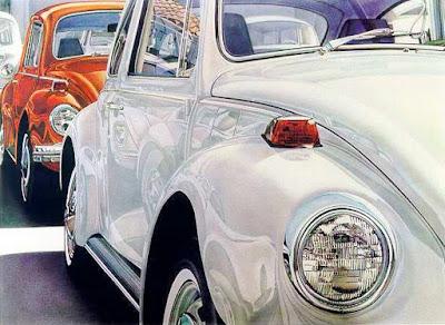 Hiperrealismo Americano Pinturas Increíbles al Oleo