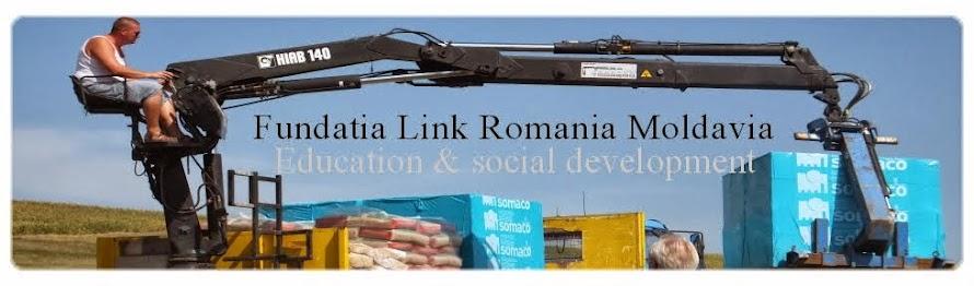 SPONSOR : Fundatia Link Romania Moldovia