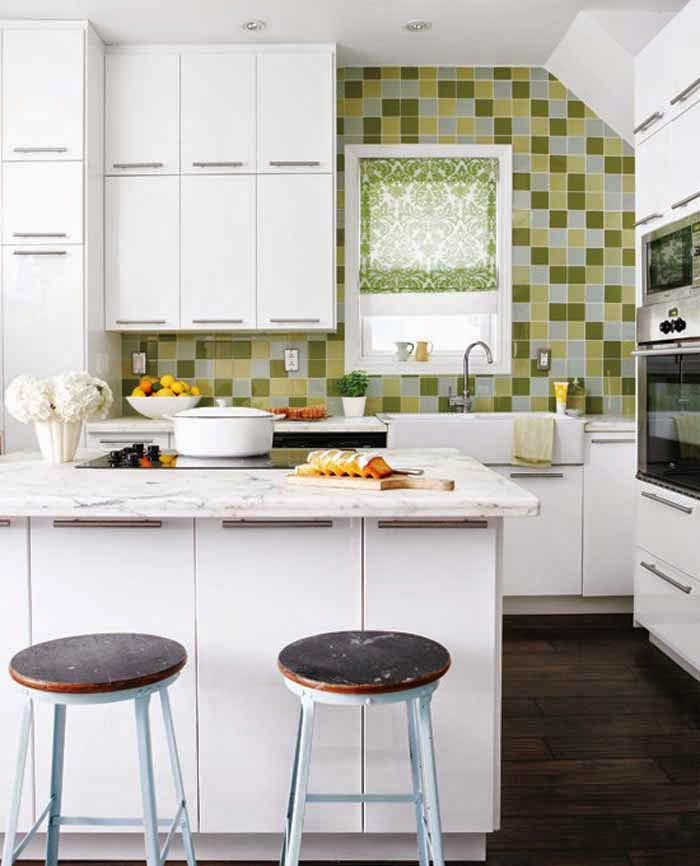 Tips Siasati Dapur Mungil agar Terlihat Maksimal
