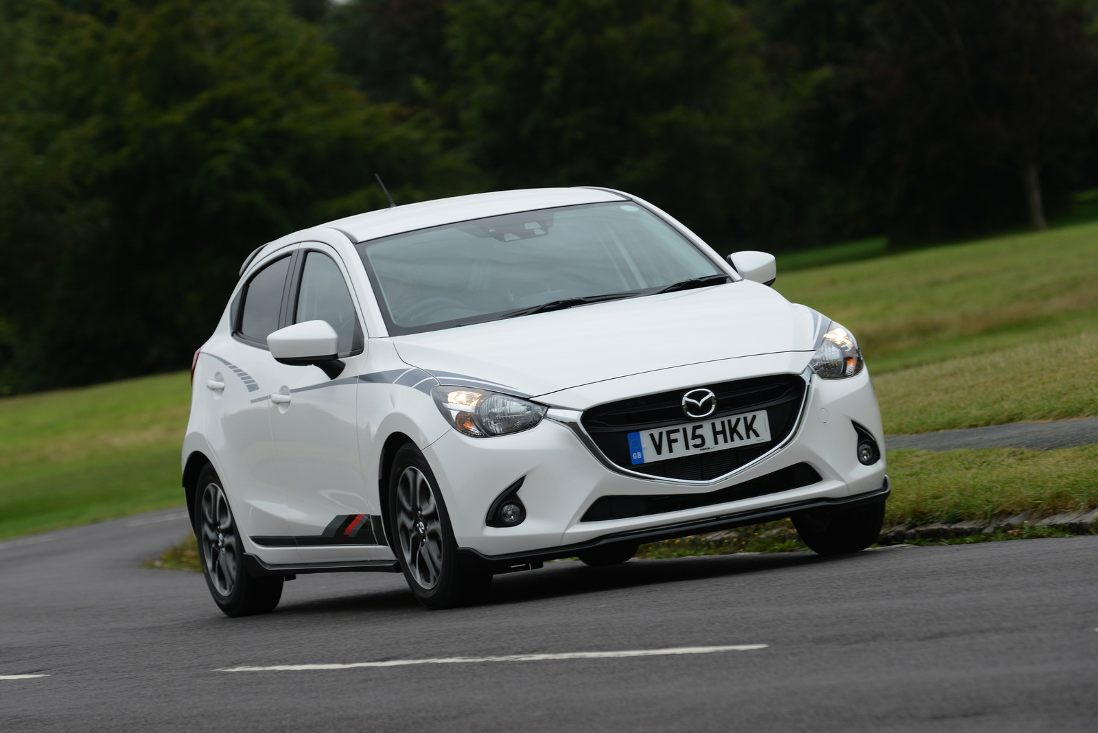 mazda 2 gains sport black edition in the uk carscoops