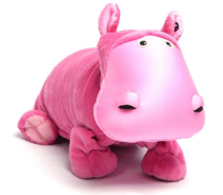 Zoobies hada the hippo,celebrate woman today
