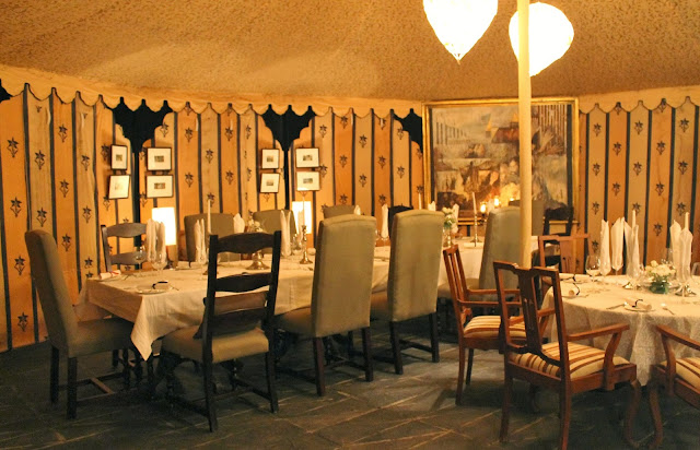Experience Maashra, fine dining restaurant offering traditional Royal Avadhi cuisine in Gurgaon
