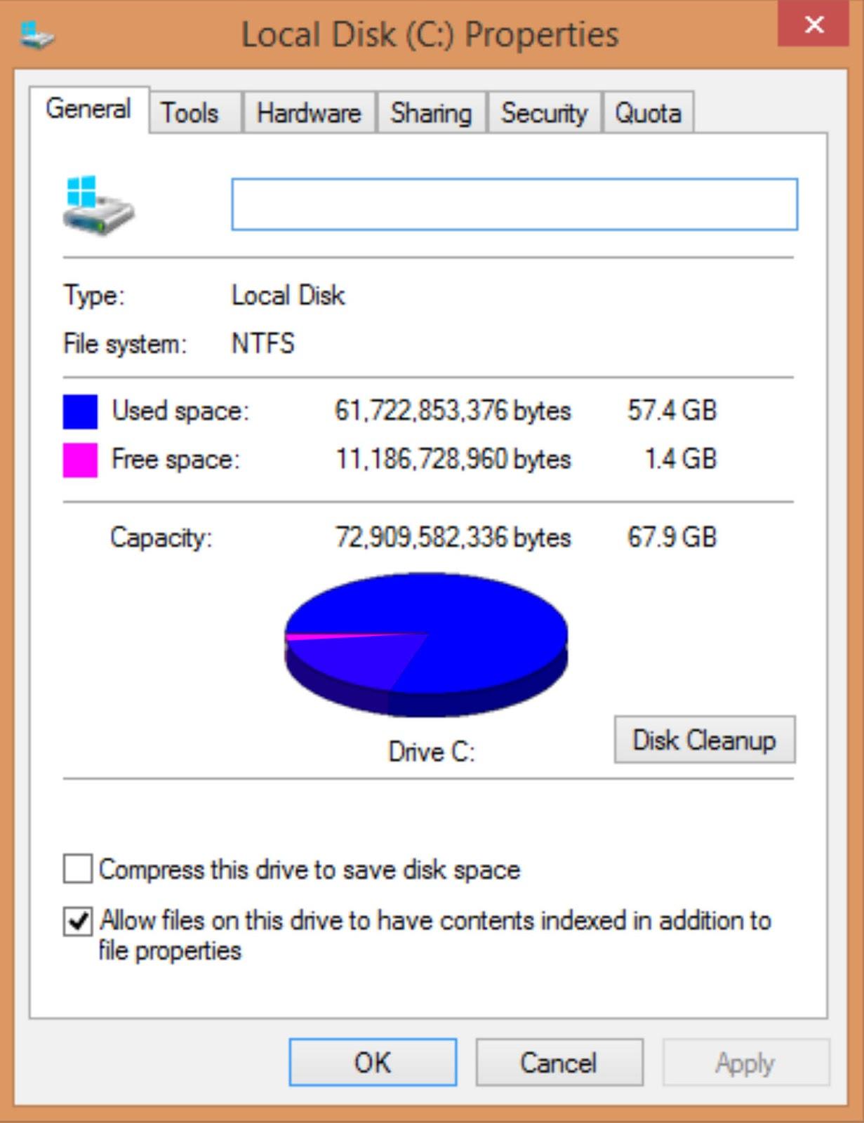 Как на внешнем жестком диске сделать один локальный диск