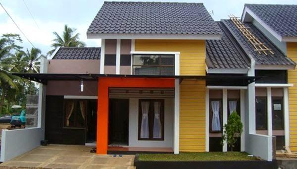 Contoh model rumah minimalis Terbaru9