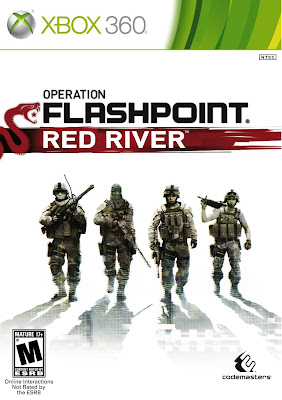 Operation Flashpoint: Red River Xbox 360