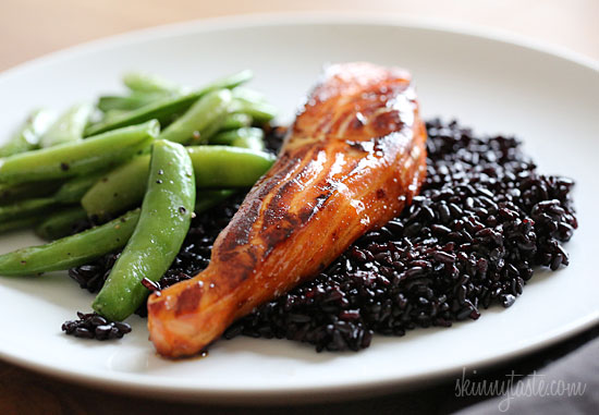 Honey-Teriyaki Salmon | Skinnytaste