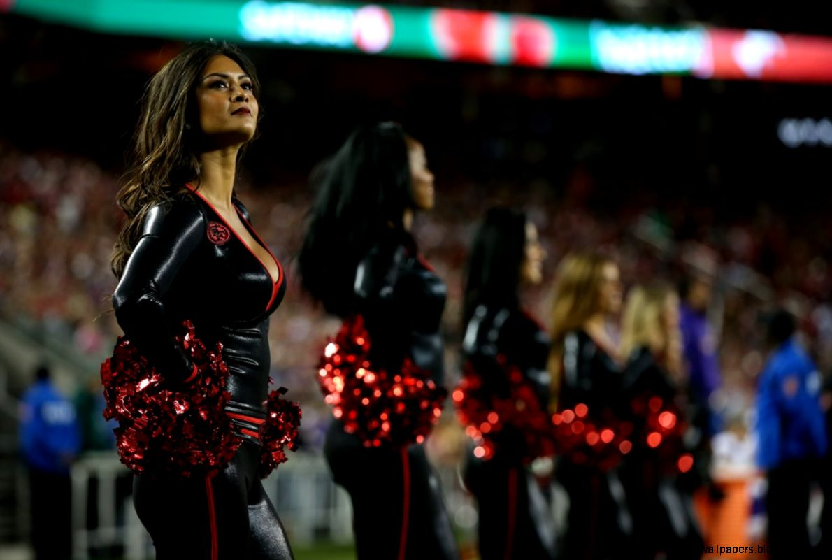 49ers Photo Collections Gold Rush Cheerleaders