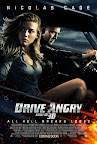 Drive Angry 3D, Poster