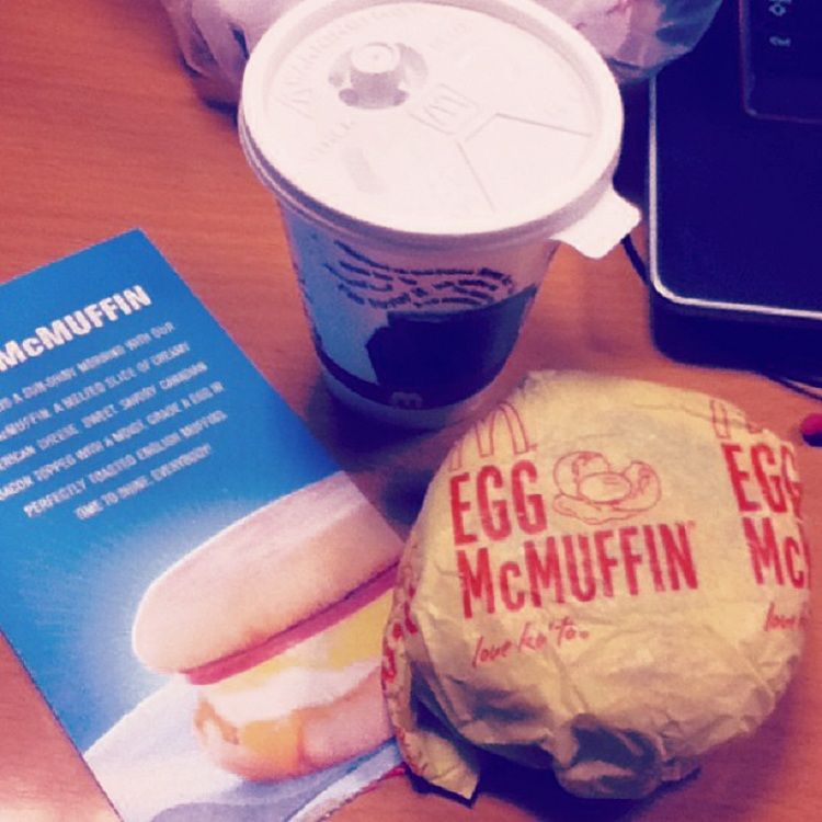 Hooray for Today! #NationalBreakfastDay